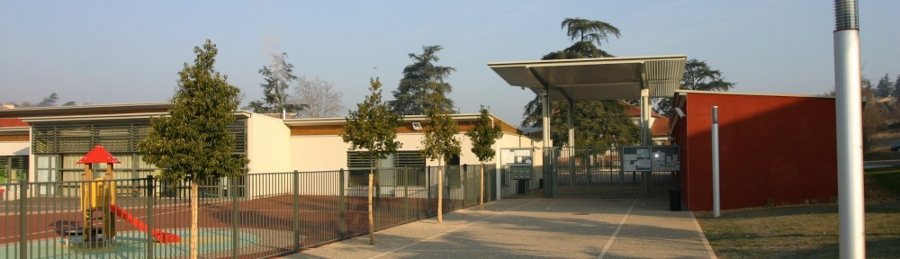 Site de l'école Claudius Fournion